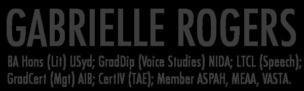 Gabrielle Rogers